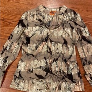 Authentic Tory Burch blouse
